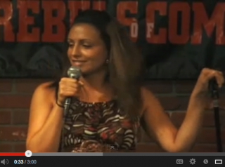 Shereen Stand-up Video